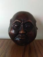 Bronz A négy arcú Buddha