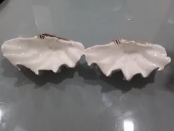 2db Hollóházi kagyló