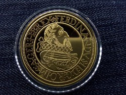 Magyar aranyóriások - II. Ferdinánd, 10 aranydukát, 1631, utánveret