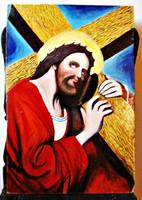 JÉZUST A KERESZTEL