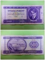 500 Forint 1969