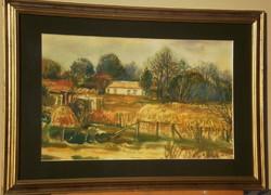 Bóka Dezső (1935 - ) : Somogyi ősz