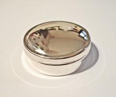 Ezüst dobozka 800-as jelzett ezüst