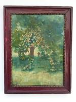 Aba-Novák Vilmos ifjúkori romantikus festménye lehet ?!