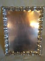 Ezüst tálca - 1275 g ( 41x31 cm )