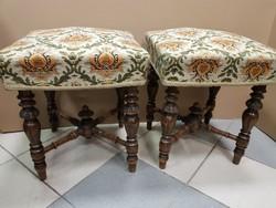 Neobarokk szék 2 db. eladó