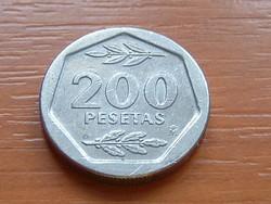 SPANYOL 200 PESETAS 1987