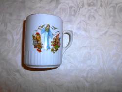 Zsolnay mese bögre-Hófehérke és a 7 törpe