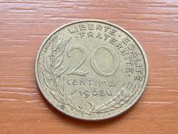 FRANCIA 20 CENTIMES 1968