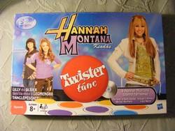 Disney Hannah Montana Twister tánc társasjáték