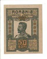 50 bani 1917 Románia UNC