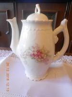 Antik Szecessziós M.Z. Ausztria porcelán tea kiöntő