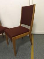 Retro, vintage székek, 4db szék, étkezőszék