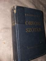 Orvosi szótár 1967.2500.-Ft
