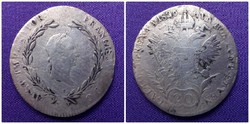 I. Ferenc 20 krajcár 1826 E /id1433/