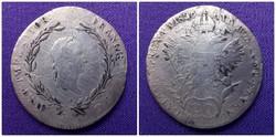 I. Ferenc 20 krajcár 1826 E