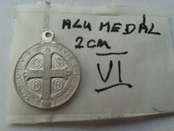ALU MEDÁL 2 CM ÁTM. KÉPEK SZERINTI (VI)