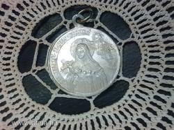 Szent TERESIA-medál   ALUMINIUM  RITKASÁG