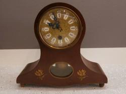 Antik ingás asztali óra