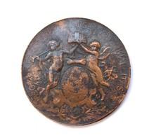 Ezredéves Országos Kiállítás 1896 Beck Ö.Fülöp emlékérem.
