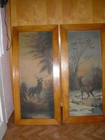 Festmény párban