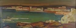 0M337 Fontos Sándor : Mediterrán öböl
