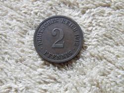 KK78 1912 Németország 2 pfennig