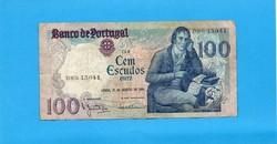 Portugália 100 Escudo 1984