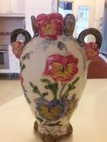 Ritka szecessziós váza 23cm