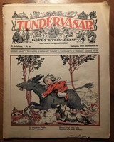 GYERMEKLAP- TÜNDÉRVÁSÁR  1928.SZEPTEMBER 23.