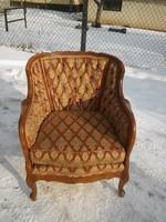 Kényelmes és szép neobarokk fotel / fotelek eladók