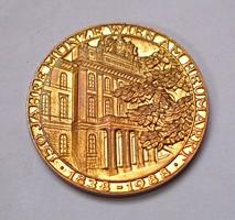 150 éves osztrák pénzverde1988 emlékérem.