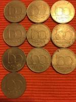 100 Forint 1994