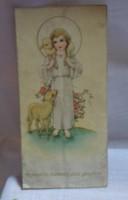 Szentkép: Jézus, a jó pásztor (1920-1940, Katolikus Egyház)
