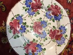 Városlődi kerámia tányér