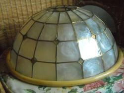 Tiffany stílusú lámpabúra