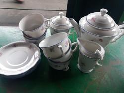 Régi pajzspecsétes Zsolnay teás kiegészítő