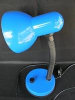 Kék asztali lámpa