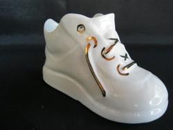 Aquincumi porcelán kis cipő