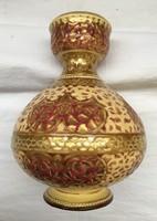 Extra ritka Zsolnay váza 1880! Hibátlan, perfekt állapotú!
