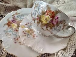 Álomszép porcelán reggeliző készlet
