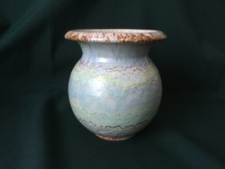 Gyönyörű VEB Haldensleben kerámia váza