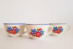 Kispest Gránit porcelán csészék
