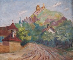 Hénel Gusztáv - Szigliget
