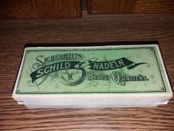 Antik Biztostű Tartó Papírdoboz