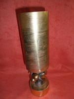 Muharos Lajos kupa rézből
