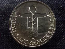 Védd a Gyermeket ezüst 500 Forint 1989 /id 5646/
