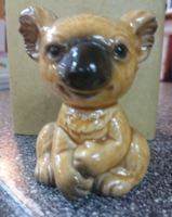 Goebel koala szobrocska 8 cm darab. Ritkaság!