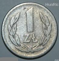 1 Zloty - Lengyelország - 1949.