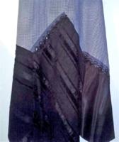 Zara selyem kék overál fonott textil pánt szélekkel - Wardrobe ... 5246fc0045